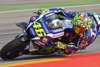 MotoGP - Aragon Qualifications : Rossi pas verni