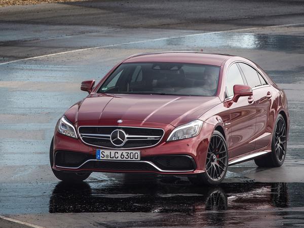 Mercedes : une CLC Coupé quatre portes dans les tuyaux ?