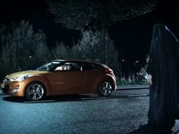 Hyundai Veloster : son spot publicitaire morbide a été interdit en Hollande