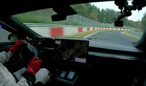 Le record du Nürburgring à nouveau battu chez les électriques