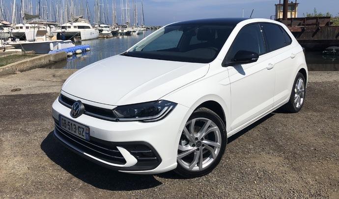 Essai vidéo - Volkswagen Polo restylée (2021) : une partie de Golf