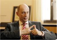 Allemagne : le ministre de l'environnement à bord d'une Mercedes écolo