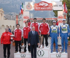 Rallye : pas de Monte-Carlo 2009 !!