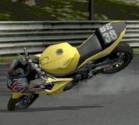 Vidéo moto : chute pour la sécurité routière.