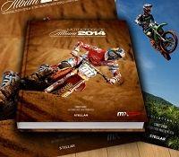 Livre : les pré-commandes sont ouvertes pour le Motocross GP Album 2014