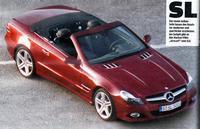 Future Mercedes Classe SL Phase 3 : c'est elle !