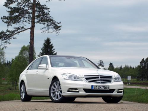 Future Mercedes Classe S : une version hybride rechargeable de prévue ?