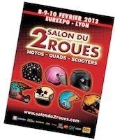 Salon 2 roues de Lyon: 2013 sera sous le signe de l'animation