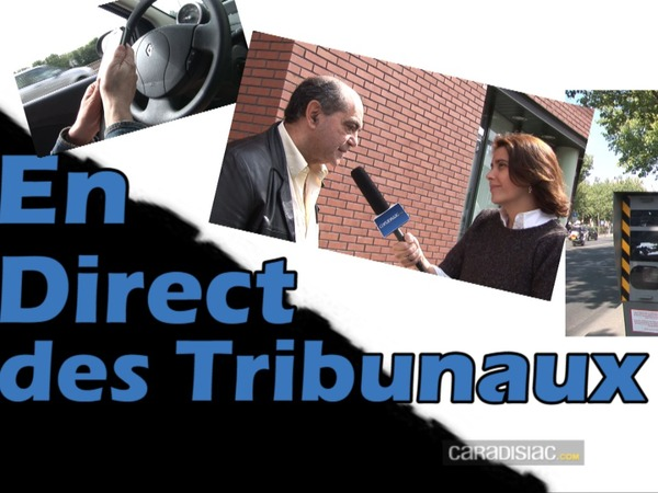 Vidéo - Un automobiliste conteste avoir conduit avec un portable au volant
