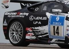 Lexus LF-A : 550 chevaux et 350 km/h, arrivée début 2010