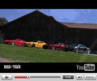 La vidéo du jour : Aston Martin Vantage V8, Audi R8, Corvette C6 et Ferrari F430
