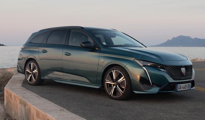 Peugeot 308 SW (2021): the anti-SUV