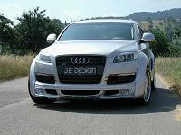 Audi Q7 bodykit by JE Design : monstrueux !