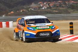 Rallye : Marcus Grönholm à Pikes Peak sur une Fiesta de 800 ch