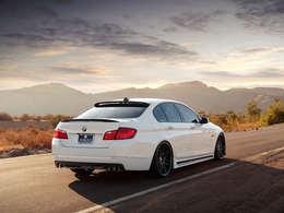 BMW 535i F10 iForged : bon dosage