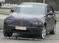 Future BMW X3 ? Non, X1 !