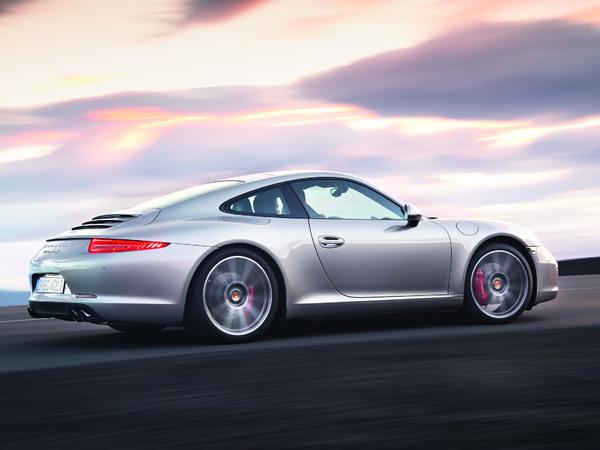 Salon de Francfort 2011 - la nouvelle Porsche 911 est officielle