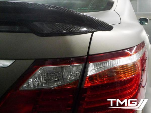 TMG LS-650 : la Lexus LS vient chasser sur les terres d'AMG
