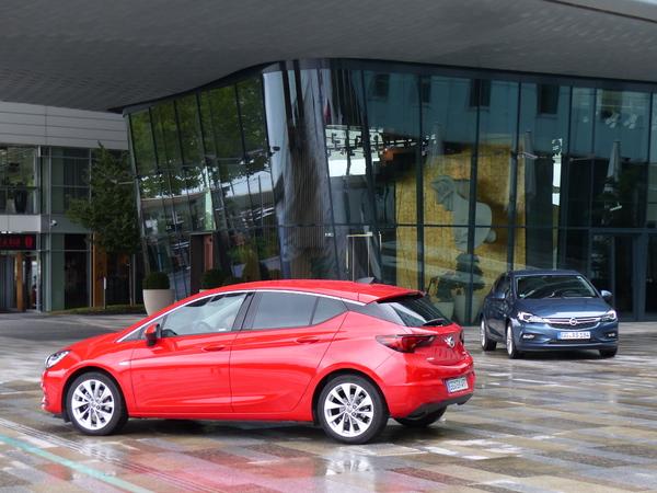 L'Opel Astra arrive en concession : renouveau bénéfique