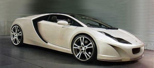 Future Lotus Esprit : avec le V10 Lexus ?