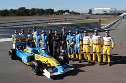 Renault F1 menace de se retirer du championnat du monde de F1