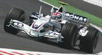 GP de France : désillusion pour l'écurie BMW Sauber