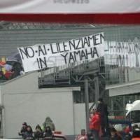 Moto GP - Rossi: Les ouvriers Yamaha étaient aussi au Rallye de Monza