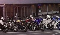 Yamaha au Mondial de l'Automobile