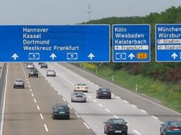 Les autoroutes allemandes bientôt payantes pour les étrangers