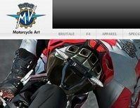 Coup de neuf sur le site oueb d'MV Agusta
