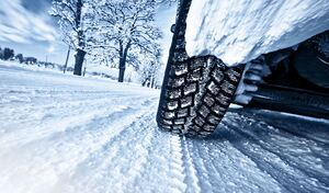 Pneus hiver obligatoires: une loi jugée utile mais mal connue
