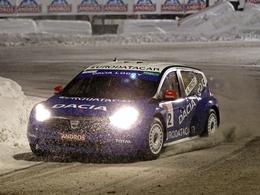 Trophée Andros 2012/2013 - Olivier Panis sur une Dacia!