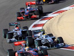 F1 - le calendrier 2011 est officiel : 20 courses au programme