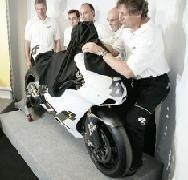 Moto GP Valence: Ilmor, encore
