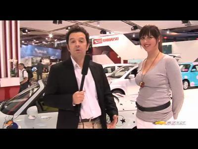 Paris 2008 : Daihatsu Copen Esmod
