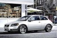 Gros plan sur la Volvo C30 1.8 flexifuel