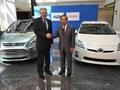 Toyota et Ford s'allient dans le développement d'une plate-forme hybride
