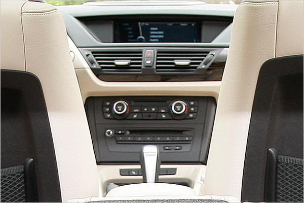 Voici l'intérieur du futur BMW X1