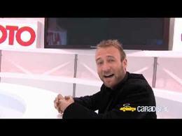 Paris 2008 : Aymeric se prend pour un animateur TV et radio (gag)