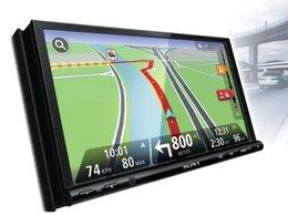 Sony et Tomtom lancent un autoradio : le XNV-L77BT