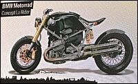 Salon de Milan 2008 en direct : BMW Lo Rider - Naked à la carte