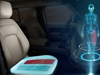 Jaguar-Land Rover développe un siège capable de simuler la marche