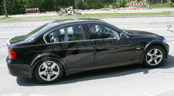 Future BMW Serie 3 : elle roule déjà