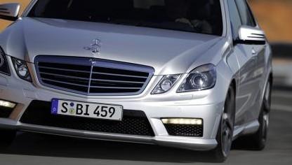 105 791 euros pour la nouvelle Mercedes E 63 AMG