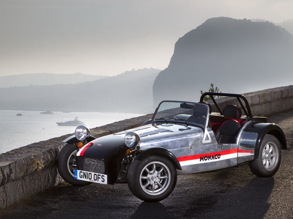 Caterham Roadsport 125 Monaco : brillante mais pas bling bling