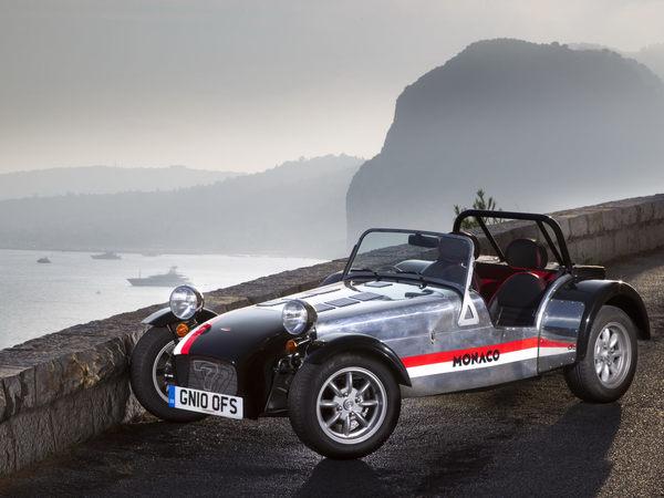 Caterham Roadsport 125 Monaco : brillante mais pas bling bling