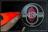 Salon de Milan 2008 en direct : Gilera GP 850 Corsa Prototype