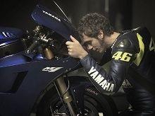 Moto GP - Yamaha: Les premières photos officielles