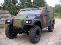 Le nouveau 4x4 de l'armée française