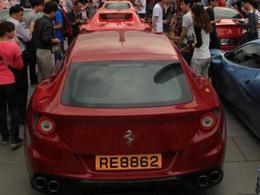 Ferrari fête ses 20 ans de présence en Chine